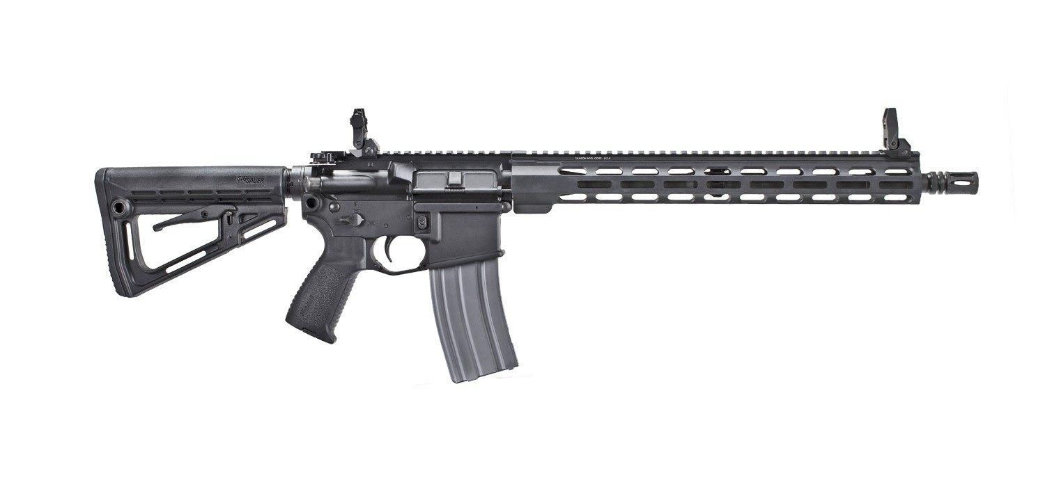 Sig Sauer M400, 5.556 NATO, RIFLE, 16IN, PRO, BLK, SEMI              -
