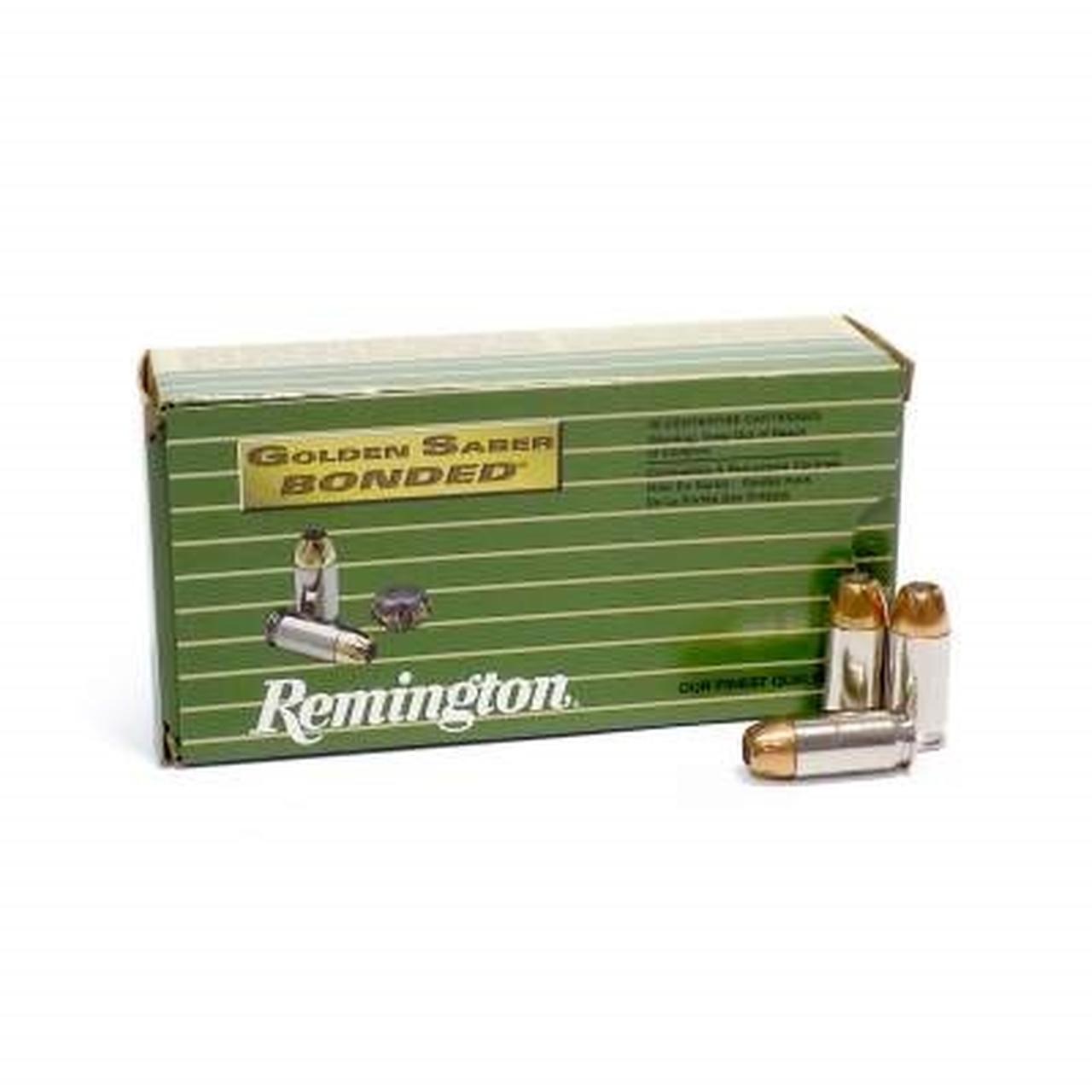 Remington Golden Saber 45 ACP 230gr Bonded JHP - 50 rnds | GSB45APB-