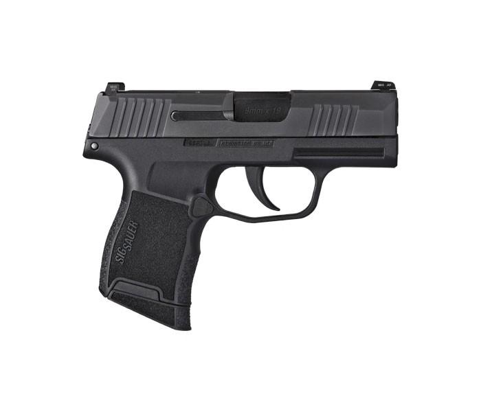 Sig P365 Nitron 9mm Micro-Compact Pistol-Sig Sauer