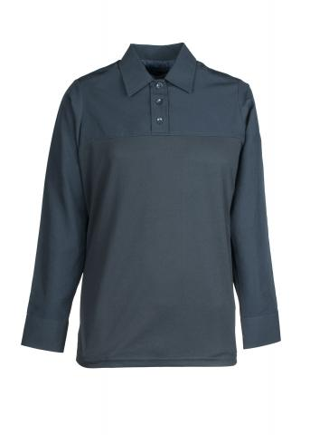 Spiewak Professional Poly Long-Sleeve Base Layer Polo | SBLPP35-