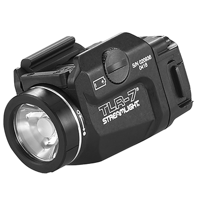 Streamlight TLR-7 Low Profile, Rail Mounted Tactical Light | 69420-Streamlight