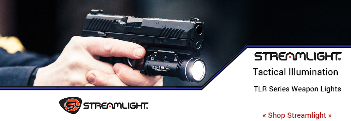Streamlight TLR Series Weapon Lights