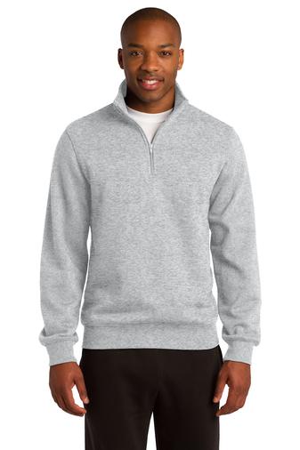 Men's 1/4 Zip Sweatshirt-SanMar