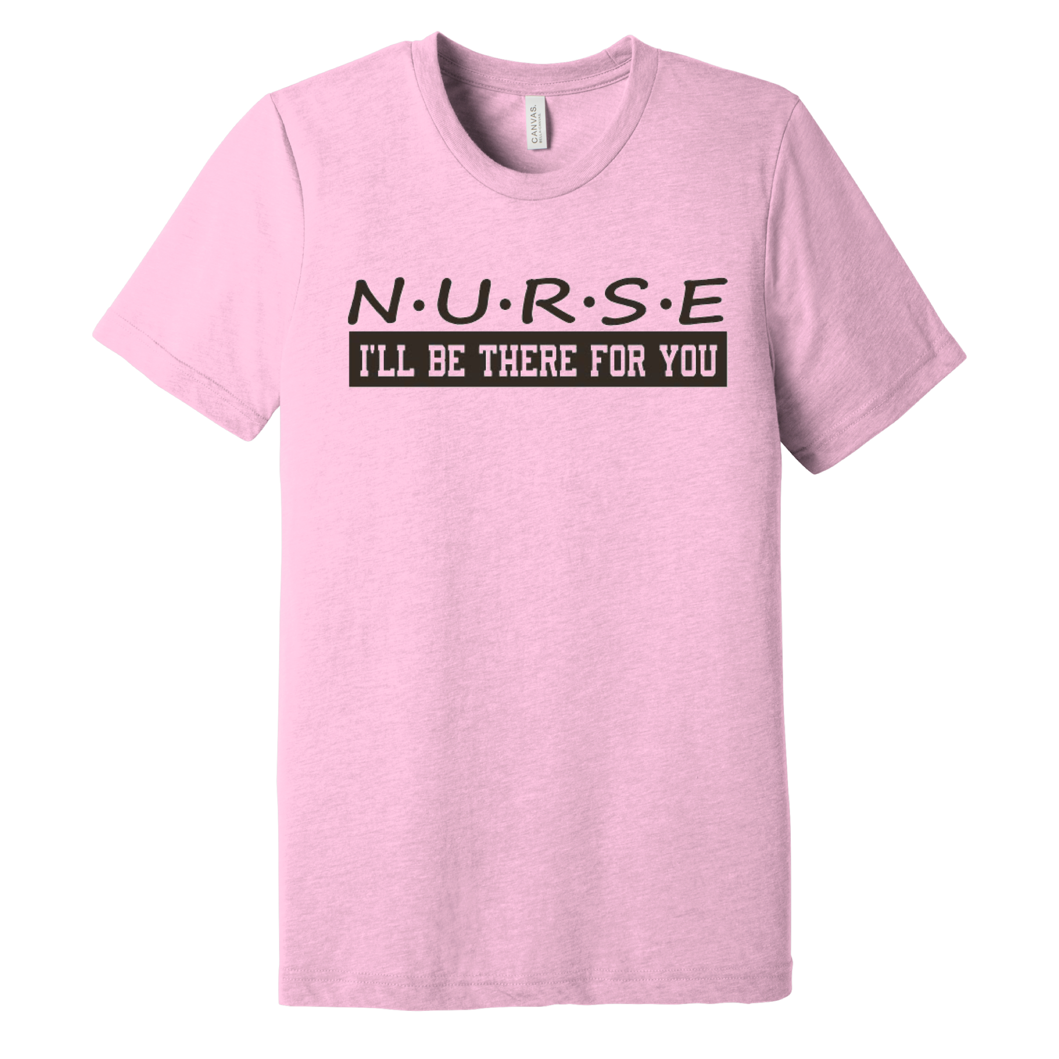 Nurse Friends T-shirt-Uniform Headquarters