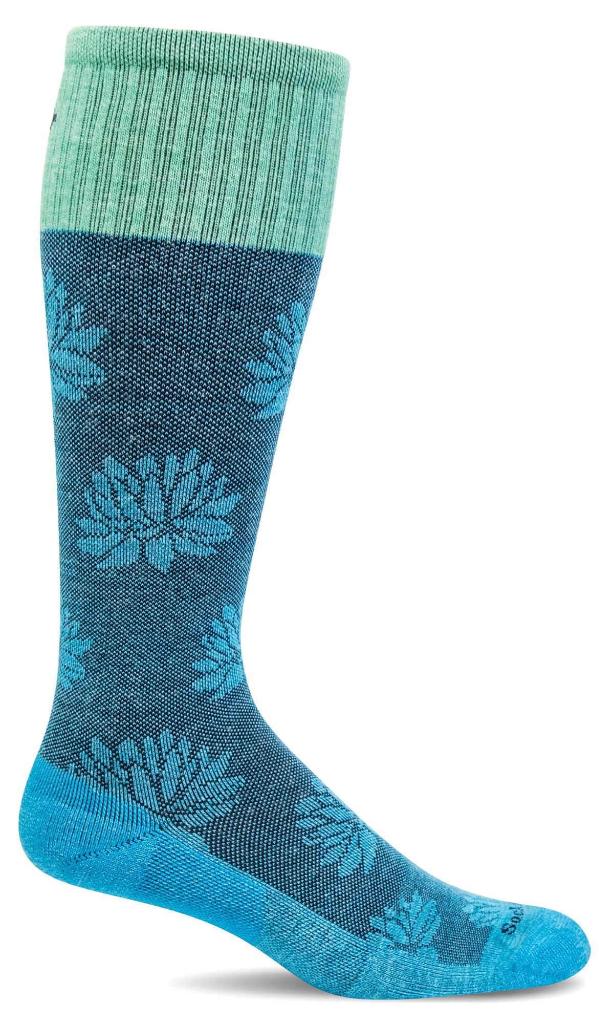 Sockwell 20-30 mmHg Lotus Lift Compression Socks-Sockwell