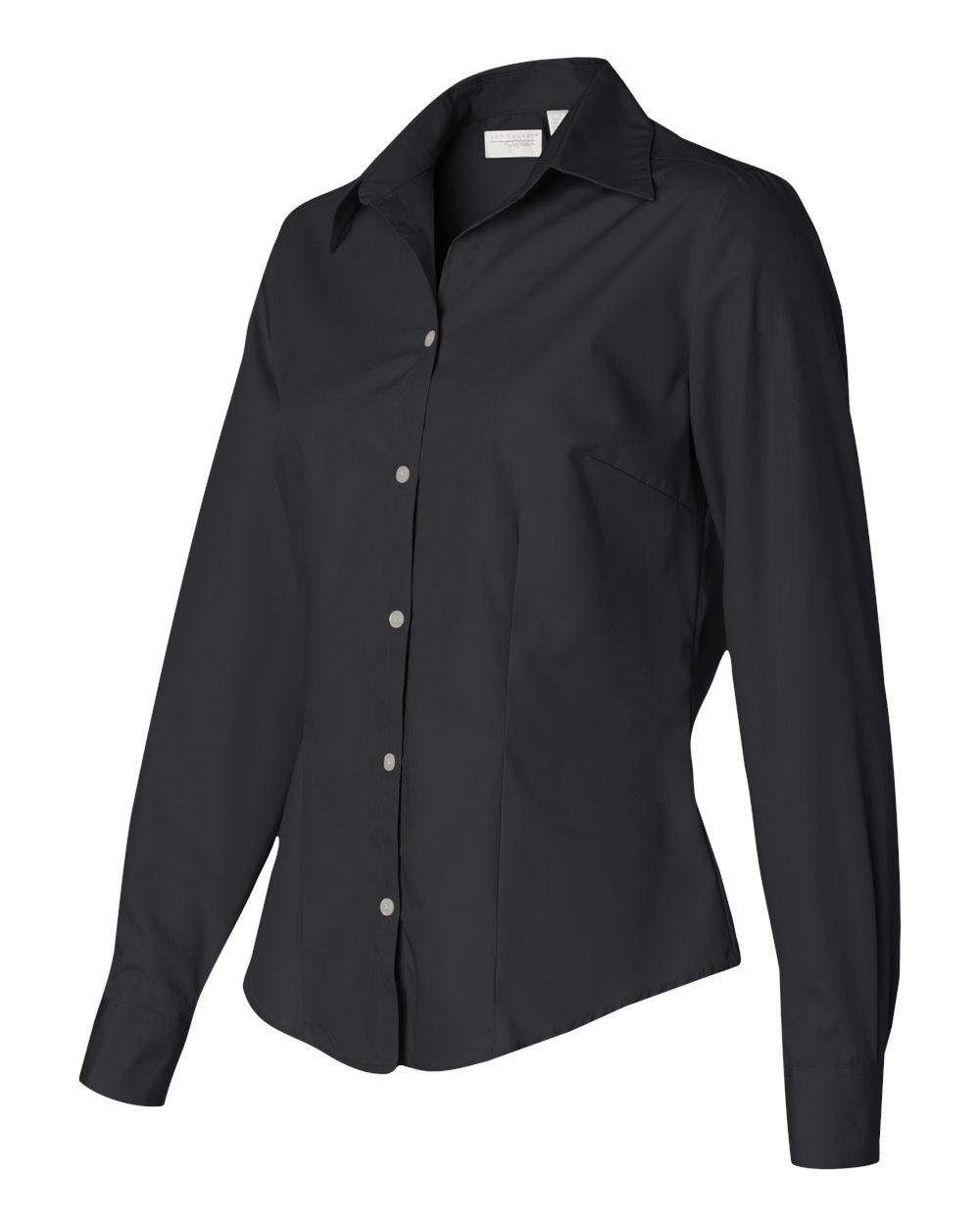 VAN HEUSEN - Women's Silky Poplin Shirt-