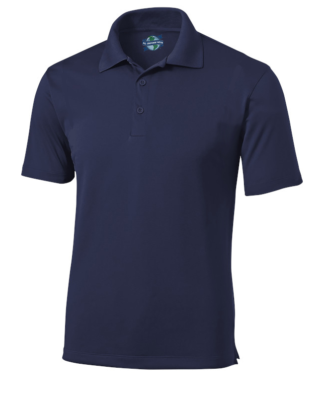 AUW Premier Short Sleeve Dri-Fit Polo-All Uniform Wear