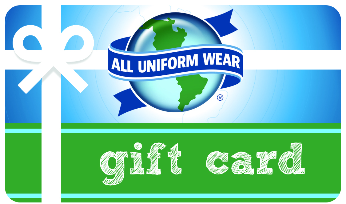 AUW Gift Card-All Uniform Wear