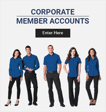 corporate member account