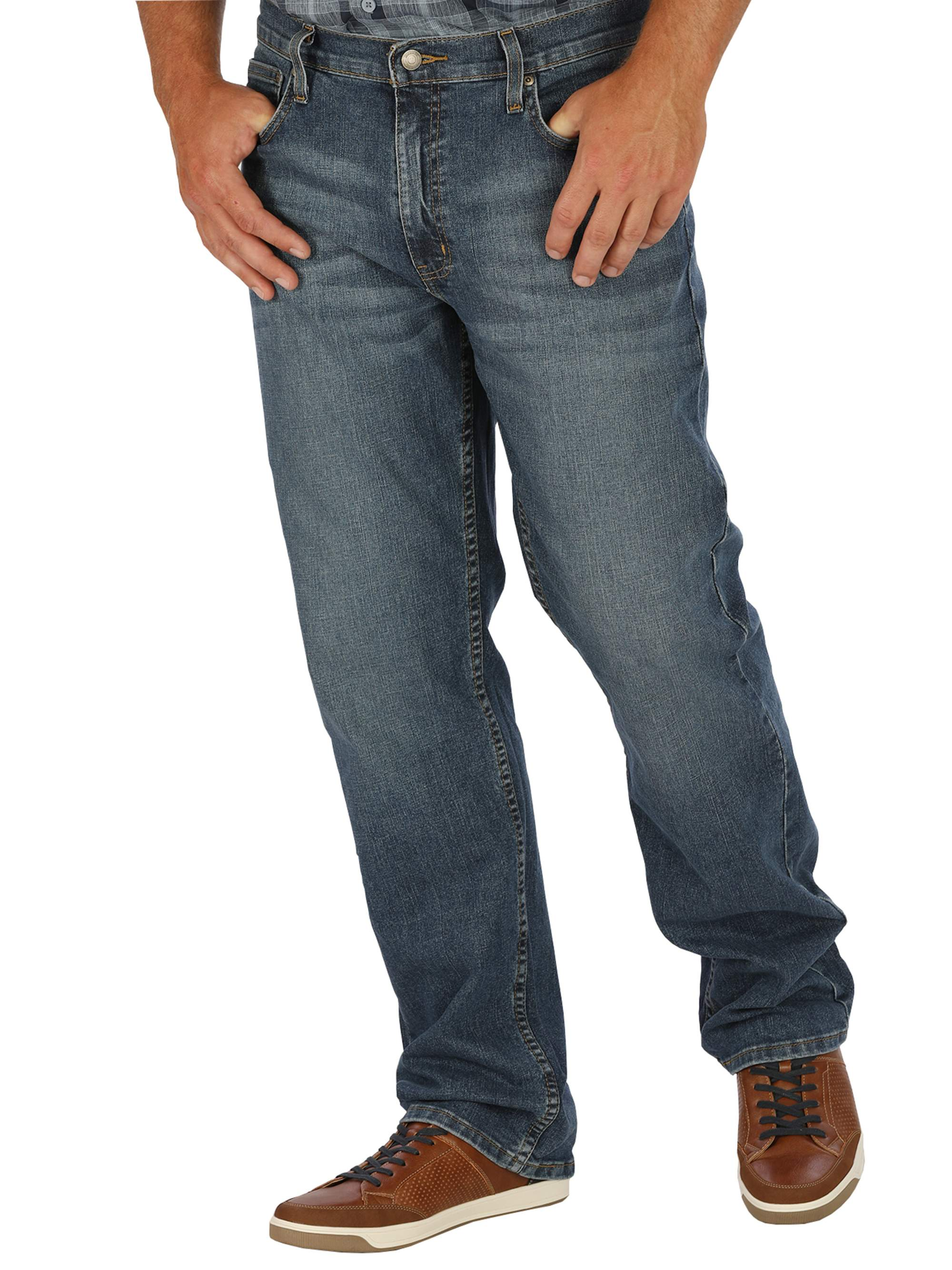 CLEARANCE: GEORGE Men's Athletic Flex Fit Jean (GM09509)-GEORGE