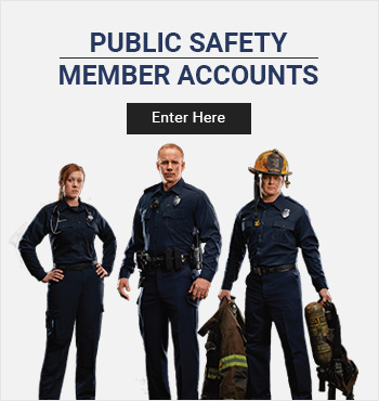 public safety member account