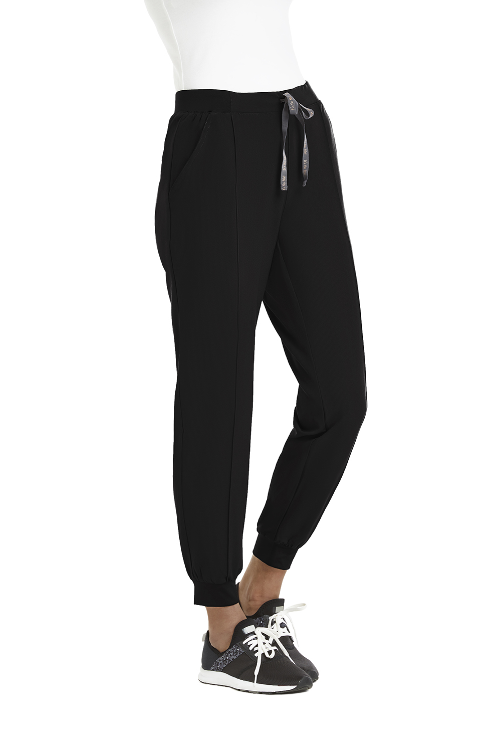 SoMi by AUW - Women's Knit Waistband Jogger Pant-