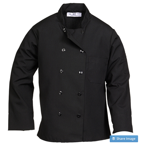 Reed Chef Coat-Reed