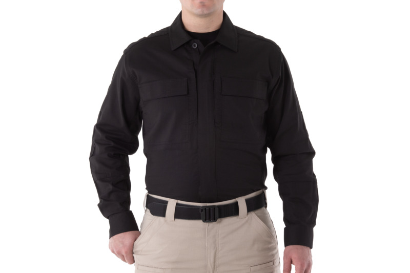 First Tactical Men's V2 BDU Long Sleeve Shirt-
