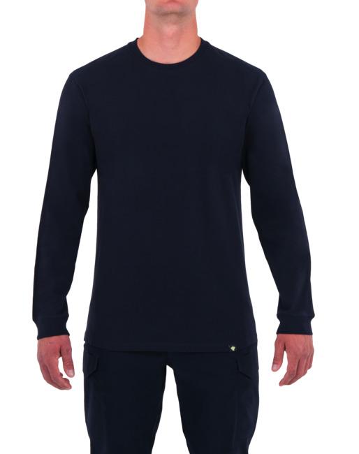 First Tactical Men's Tactix Series Cotton Long Sleeve T-Shirt-First Tactical