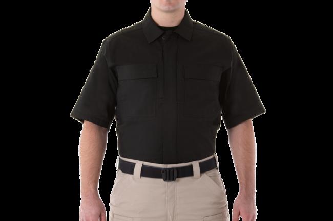 First Tactical Men's V2 BDU Short Sleeve Shirt-First Tactical