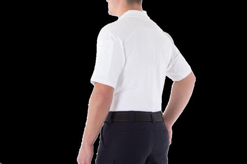 First Tactical Men's Cotton Short Sleeve Polo-