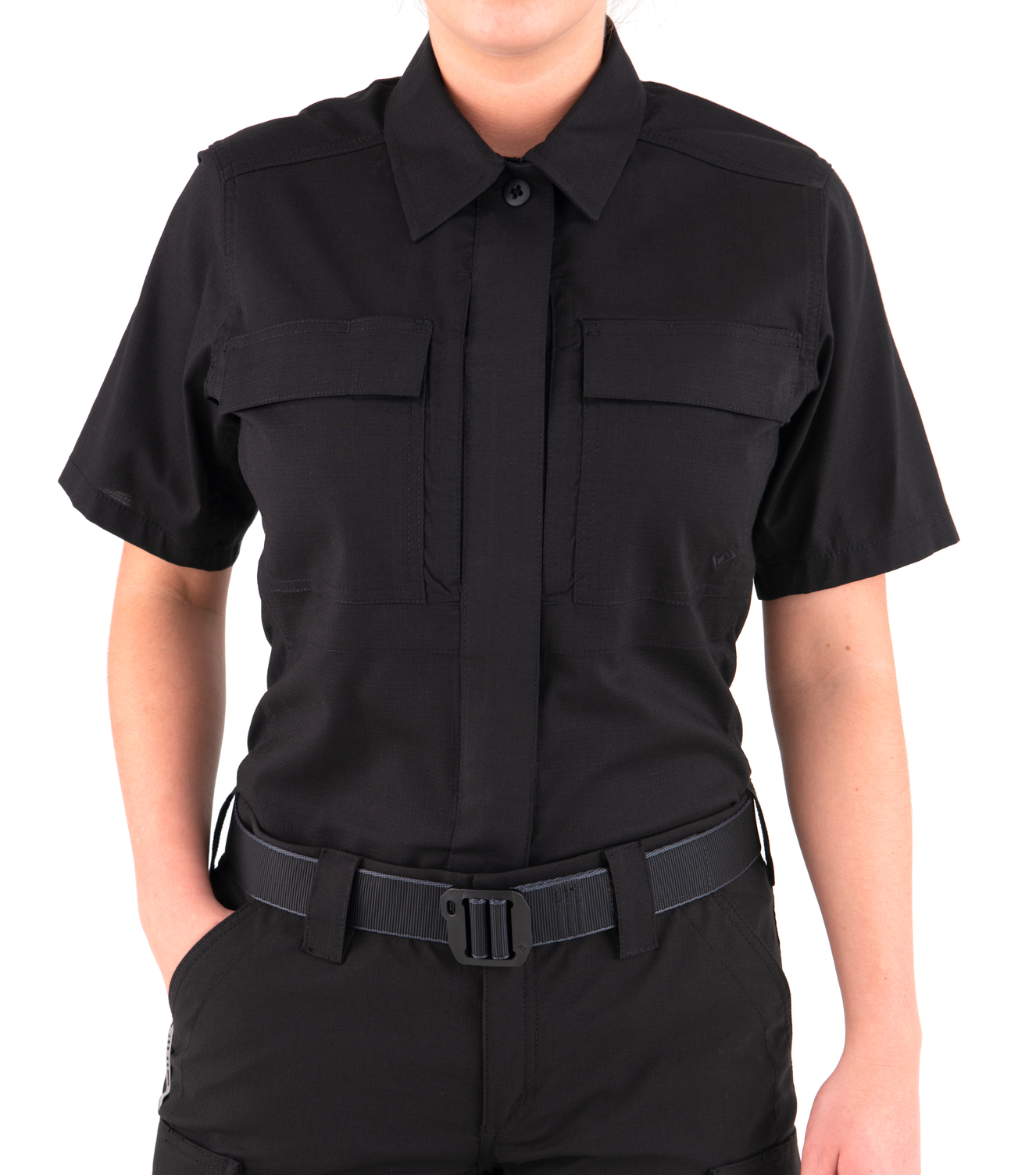 First Tactical Women's V2 BDU Short Sleeve Shirt-First Tactical