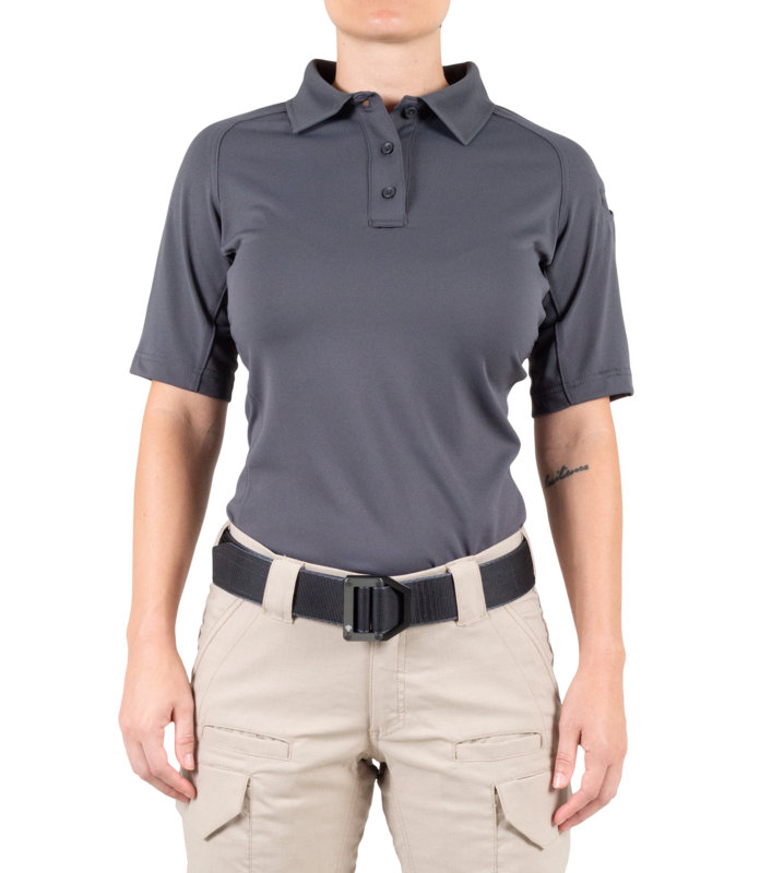 First Tactical Women's Performance Short Sleeve Polo-