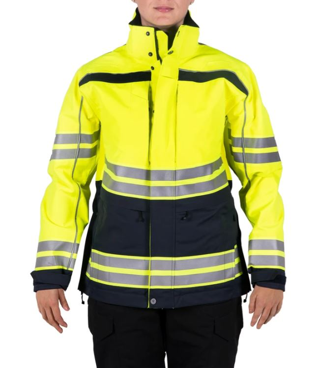 First Tactical Women's Tactix High-Vis Parka-First Tactical