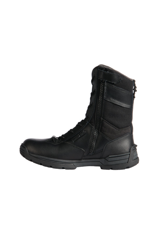 "First Tactical Men's 8"" Size-Zip Duty Boot-"