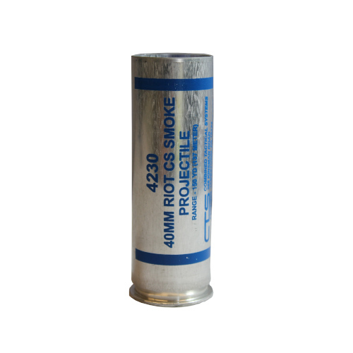 CTS 40MM Smoke, Pyro, 4.8″ Long-