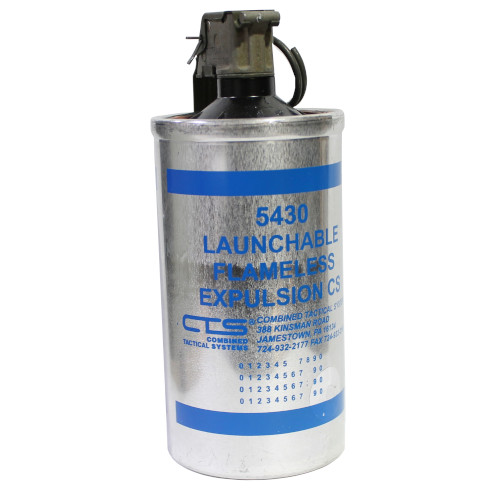 CTS Flameless Expulsion Canister Grenade-