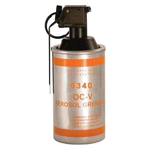 CTS 6340 OC Vapor Grenade-