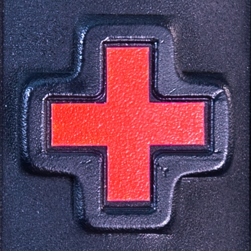 High Speed Gear Adhesive Red Cross Decal 5-Pack -High Speed Gear