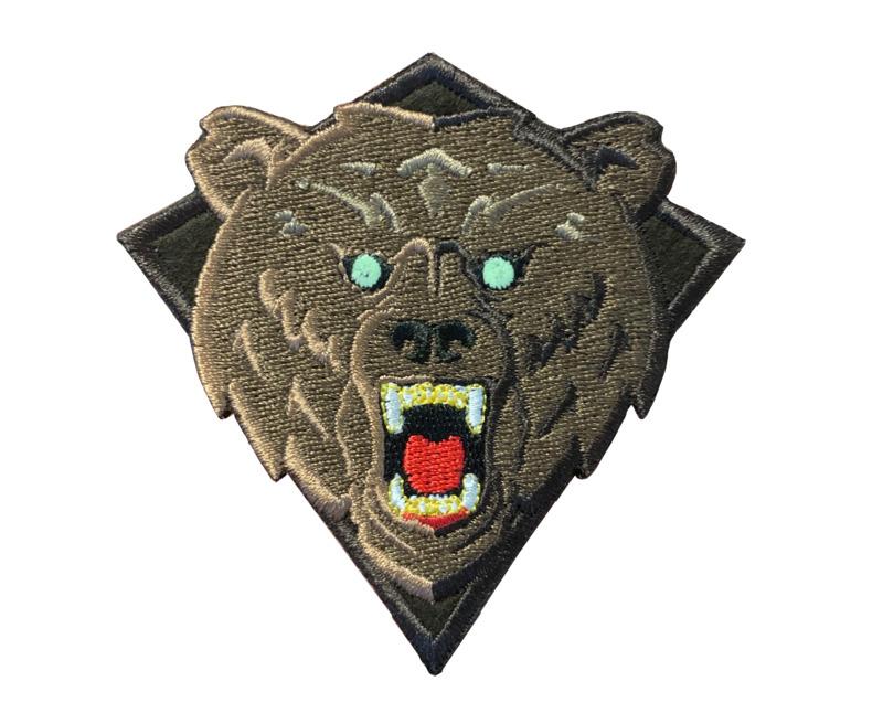 First Tactical Kodiak Brown Patch-First Tactical