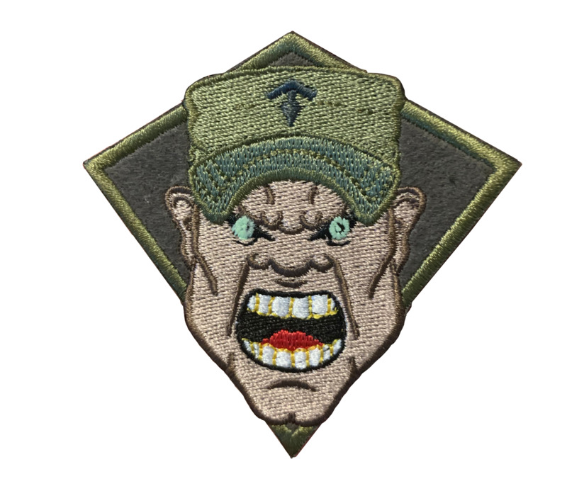 First Tactical Ranger Green Patch-First Tactical