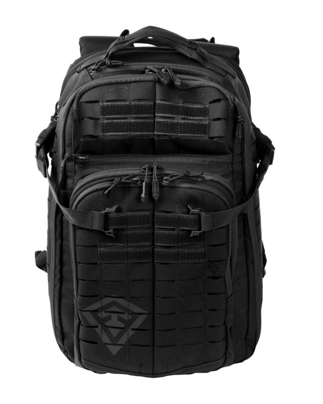 First Tactical Tactix Half-Day Plus Backpack 27L-First Tactical