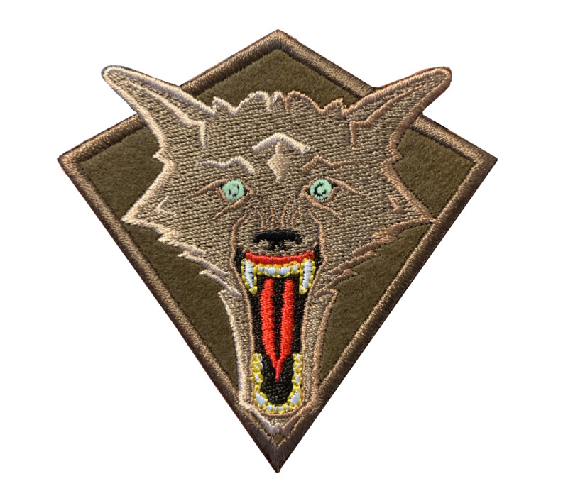 First Tactical Coyote Brown Patch-First Tactical