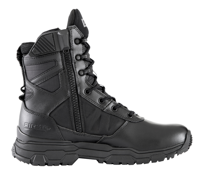 First Tactical Men's Urban Operator Waterproof Side-Zip Boot-