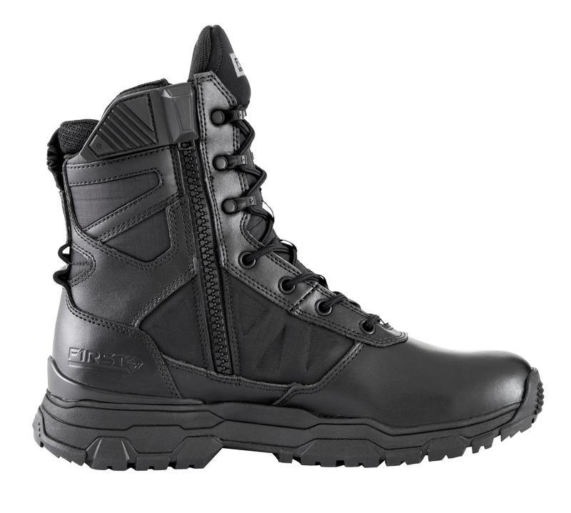 First Tactical Men's Urban Operator Waterproof Side-Zip Boot-First Tactical