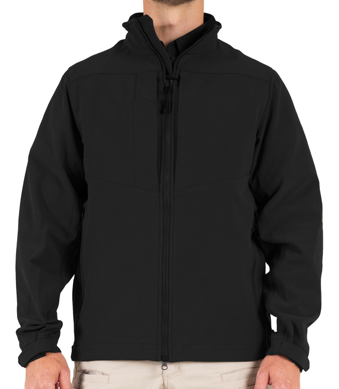 First Tactical Men's Tactix Softshell Jacket (Parka Length)-First Tactical