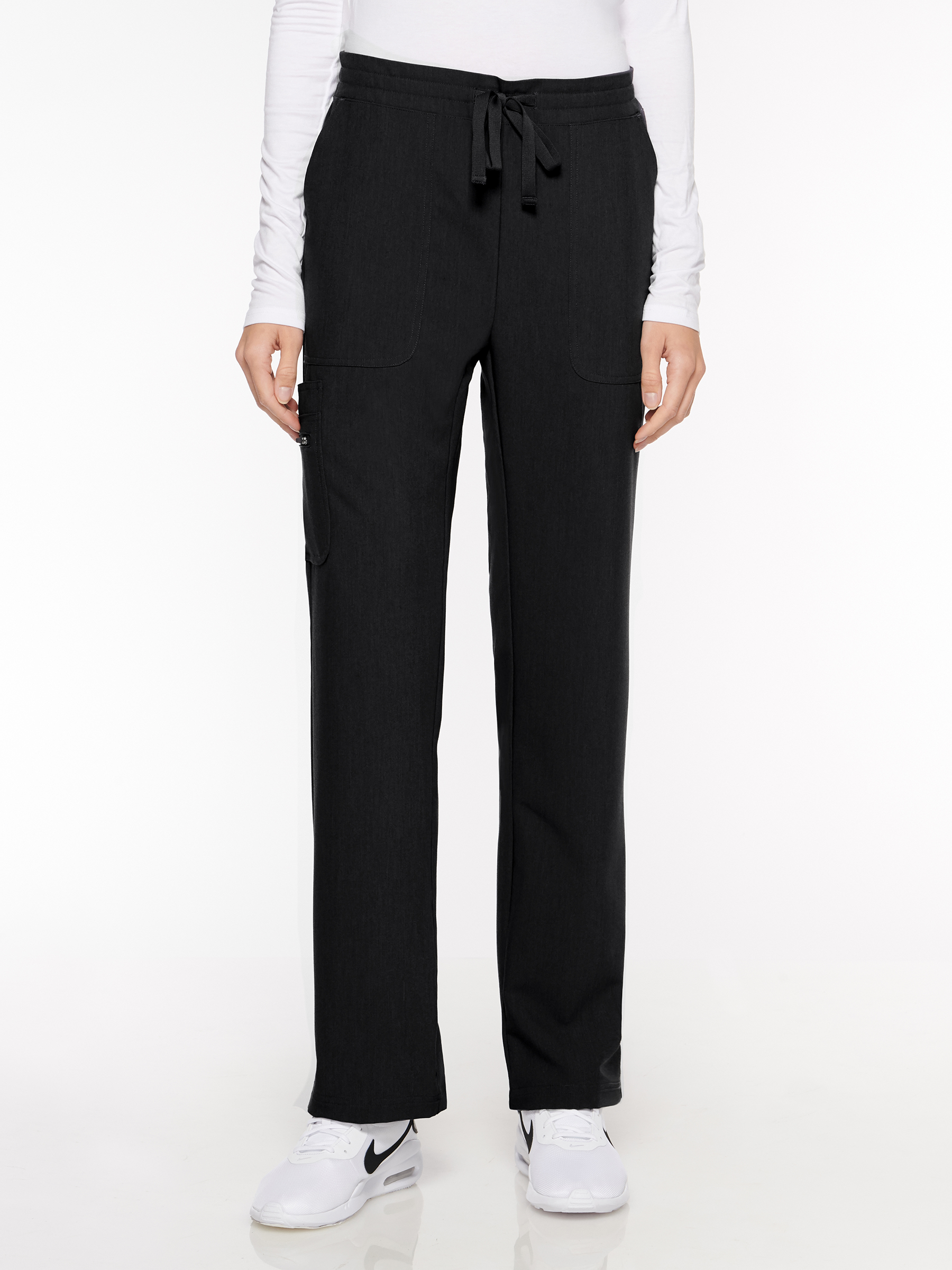 Womens Pant Classic Elastic Pant with 7 Pockets