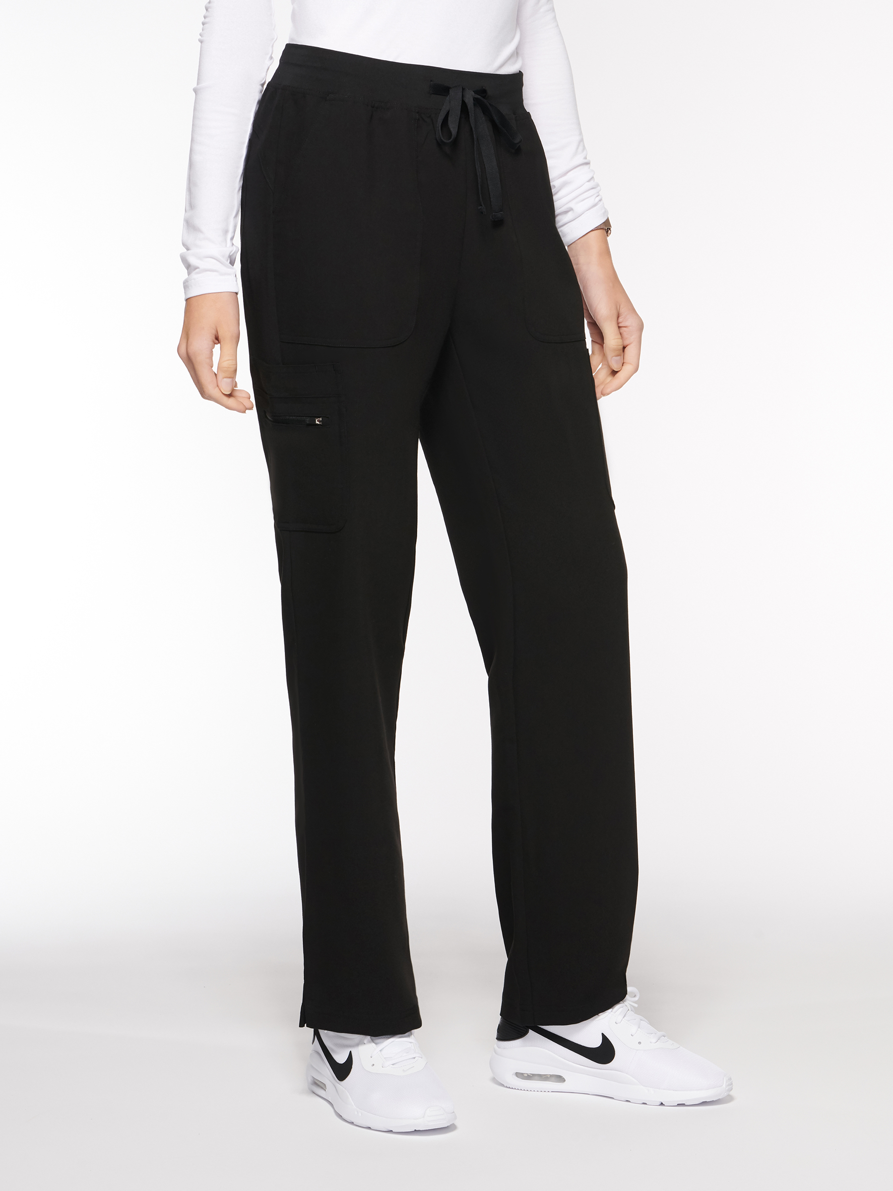 Womens Pant Yoga Pant with 9 Pockets