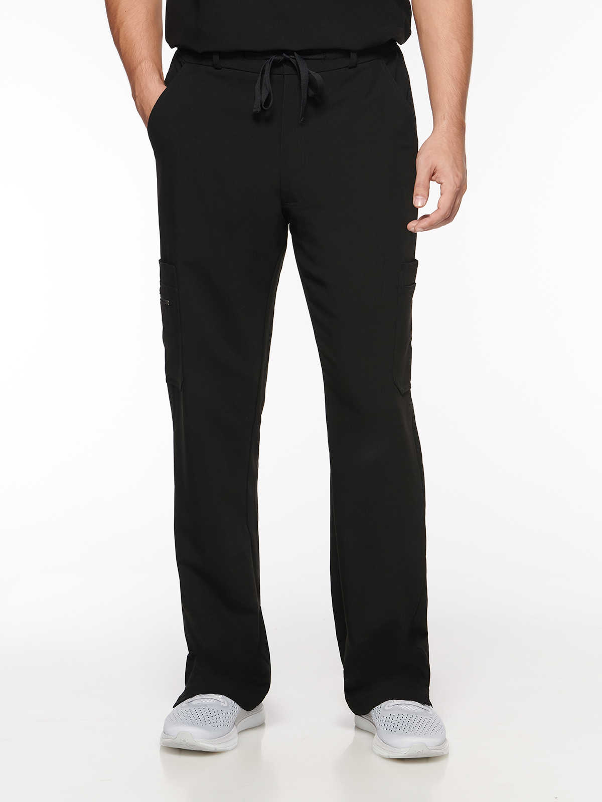 Mens Pant French-Fly Pant with 9 Pockets