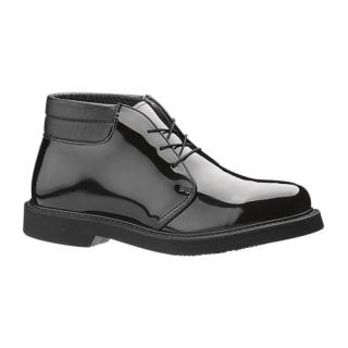 Mens Bates Lites High Gloss Padded Collar Chukka-Bates Footwear