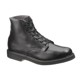 "Mens Bates Lites 6"" Leather Lace Up Boot"