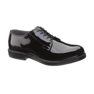 Mens High Gloss DuraShocks® Oxford-Bates Footwear
