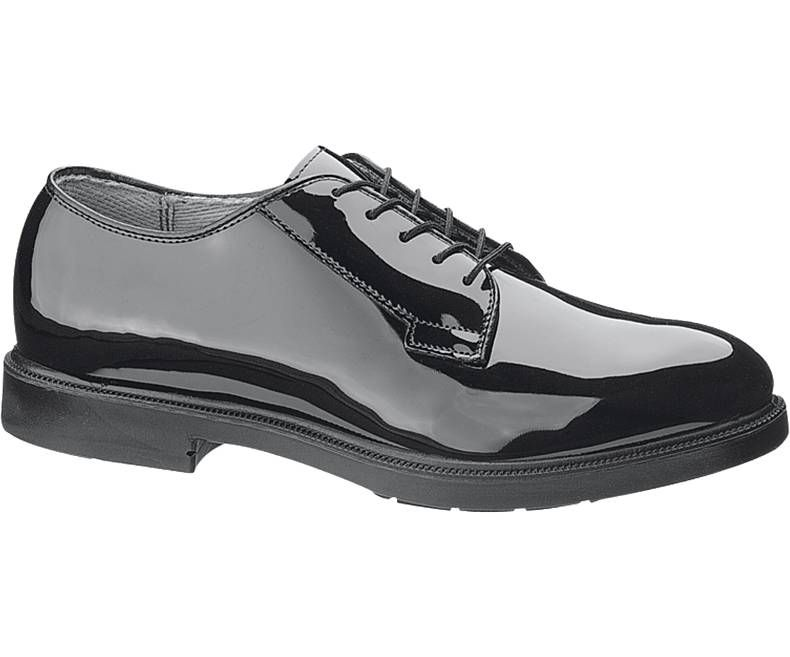 Mens High Gloss DuraShocks® Oxford