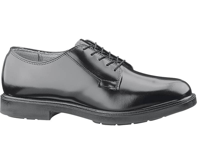 Mens Leather DuraShocks® Oxford-Bates Footwear
