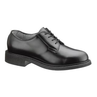 Womens Leather Uniform Oxford-