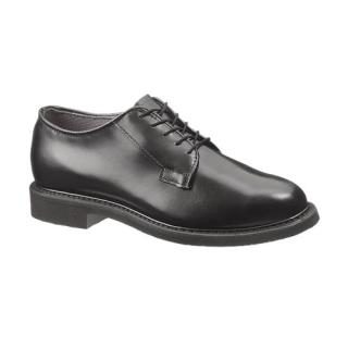 Mens Bates Lites Black Leather Oxford-