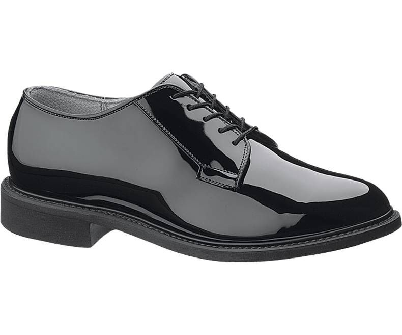 Mens High Gloss Oxford-