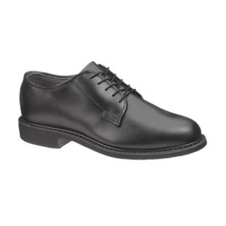 Leather Uniform Oxford-