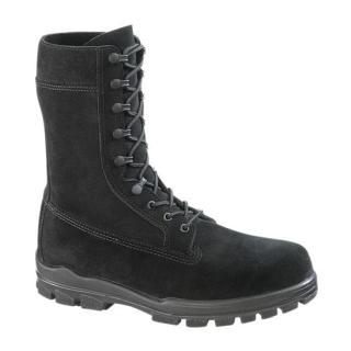 """Mens 9"""" US Navy Suede DuraShocks® Steel Toe Boot"""