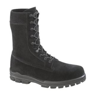 """Womens 9"""" US Navy Suede DuraShocks® Steel Toe Boot"""
